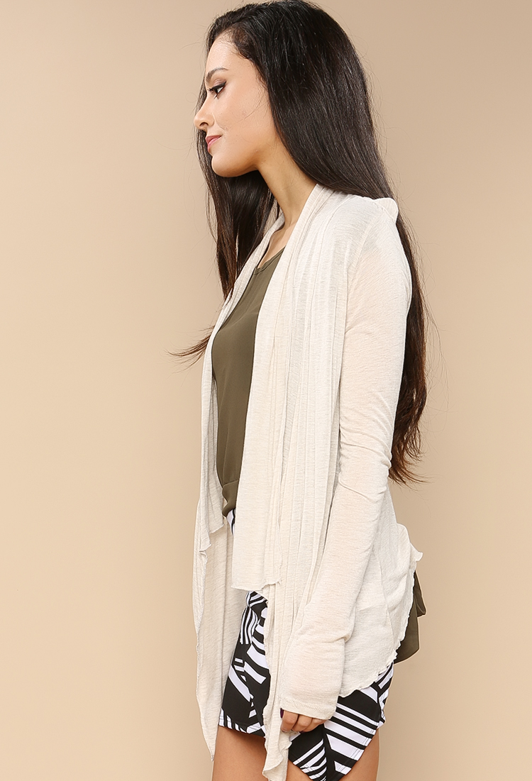 BASIC LIGHT CARDIGAN