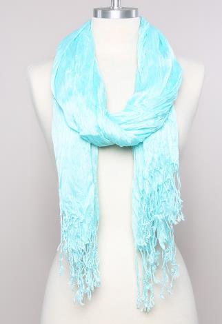 colorful fringe scarf shop scarves at papaya clothing