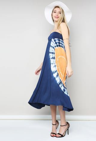 Tube Top Maxi Dresses