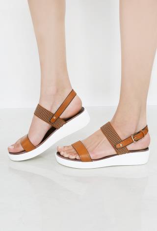 sling back sandals