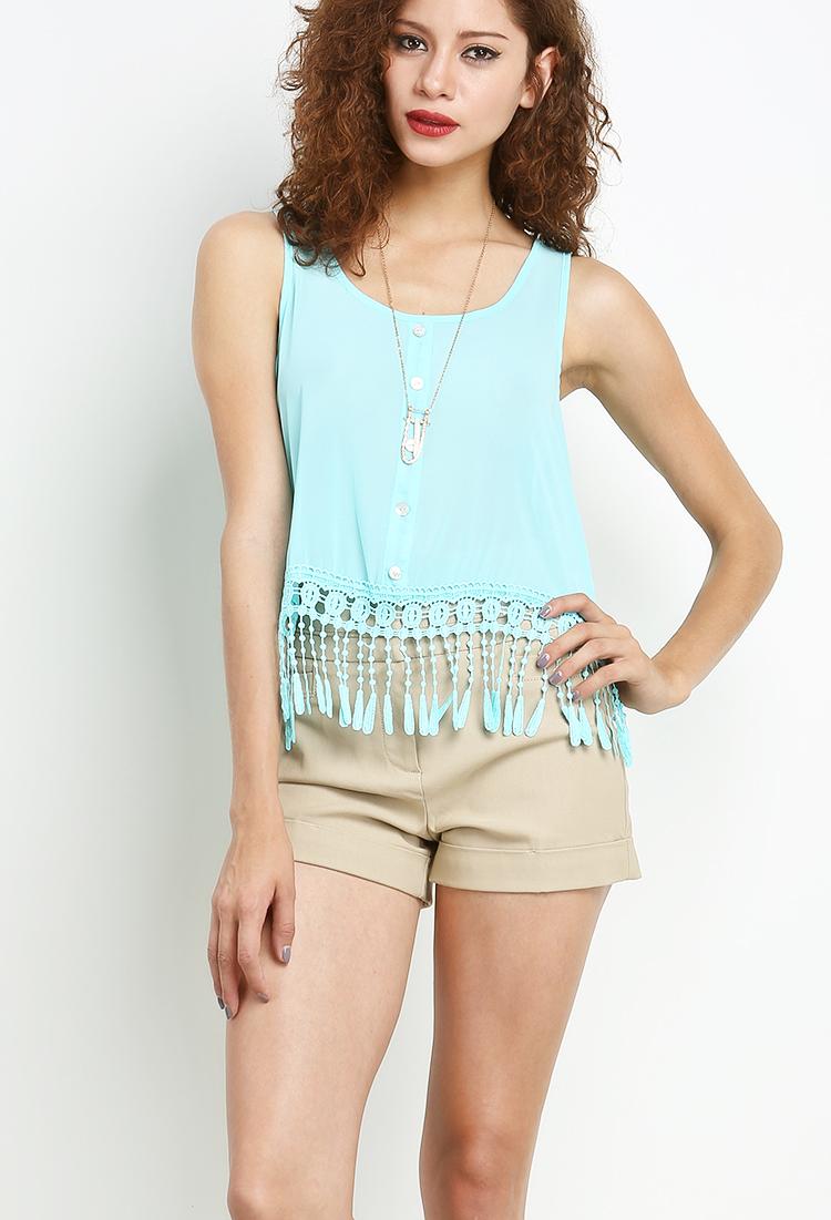 High-Waisted Dressy Shorts | Shop Shorts at Papaya Clothing