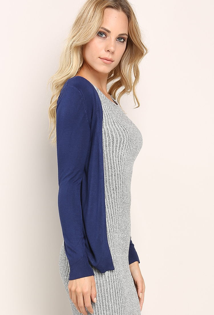 A lace-up back lets you choose how flared you want to wear this soft lightweight cardigan. Open front Long sleeves Ribbed trim Adjustable lace-up back detail CONTENT + CARE Rayon/acrylic Wash cold; dry flat Imported plus size sweater SIZE + FIT Model is 5'