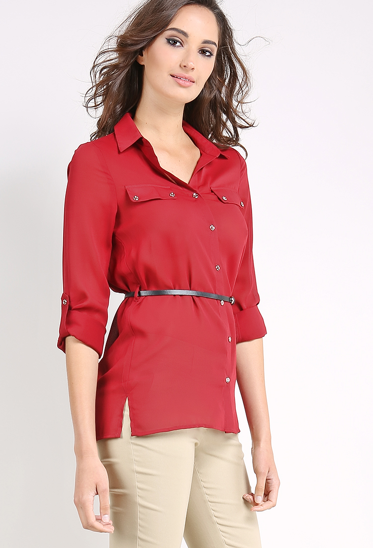 Shop women's blouses and shirts at New York & Company. Choose from our dress, casual, and work collections, including the Madison Shirt, a favorite.