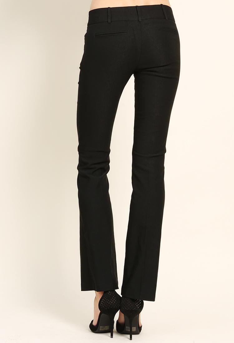 Flare Dress Pants | Shop Bottoms at Papaya Clothing
