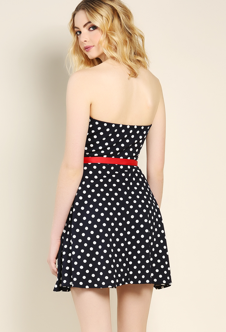 Ana Polka Dot Dress is rated out of 5 by 5. Rated 2 out of 5 by Katienguyen from Too small Usually I wear size 4 but this dress is too small for me, and I ask for a bigger size but they say I can not.