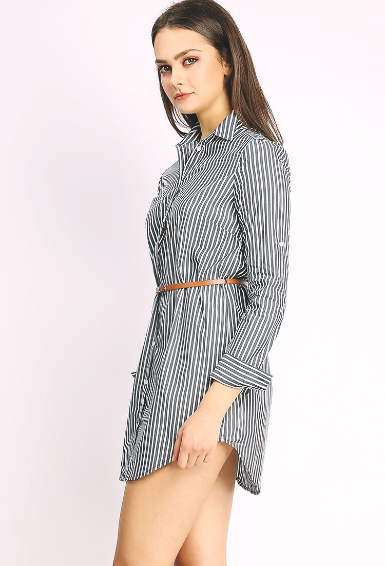 Find longsleeve shirts with belt at ShopStyle. Shop the latest collection of longsleeve shirts with belt from the most popular stores - all in one.