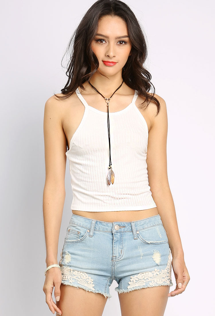 Camis can add a little extra style when you pair them under tops or sweaters. Complete your look with beautiful, lace camis from maurices. Complete your look with beautiful, lace camis from maurices. Or, rock a stylish tank as the weather gets warmer. maurices has comfortable cotton tanks or stylish racerback tanks with just enough style and unique detail.