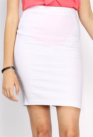 classic bodycon midi skirt shop skirts at papaya clothing