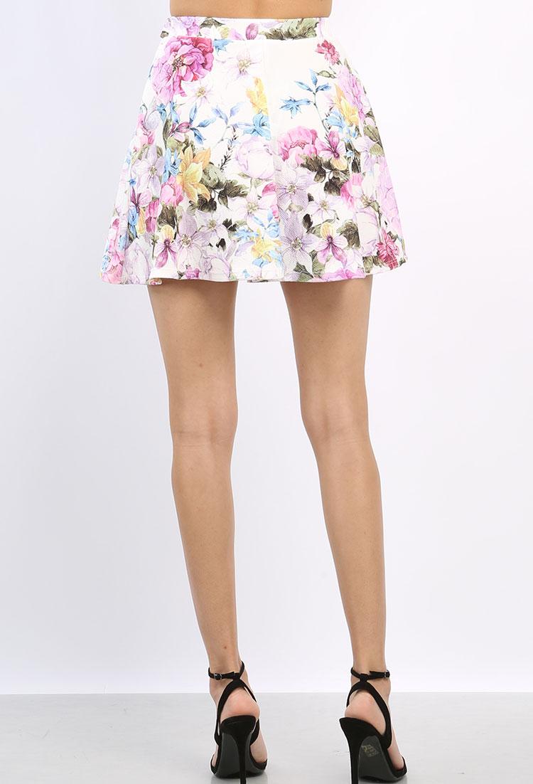 Flare Mini Skirt 26