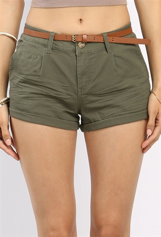 The Belted Short is every butts best friend! - Low