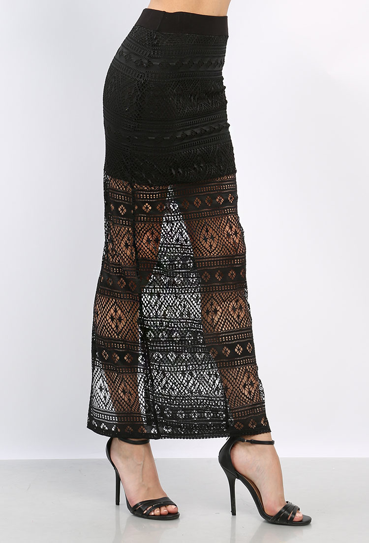 Crochet Layer Skirt