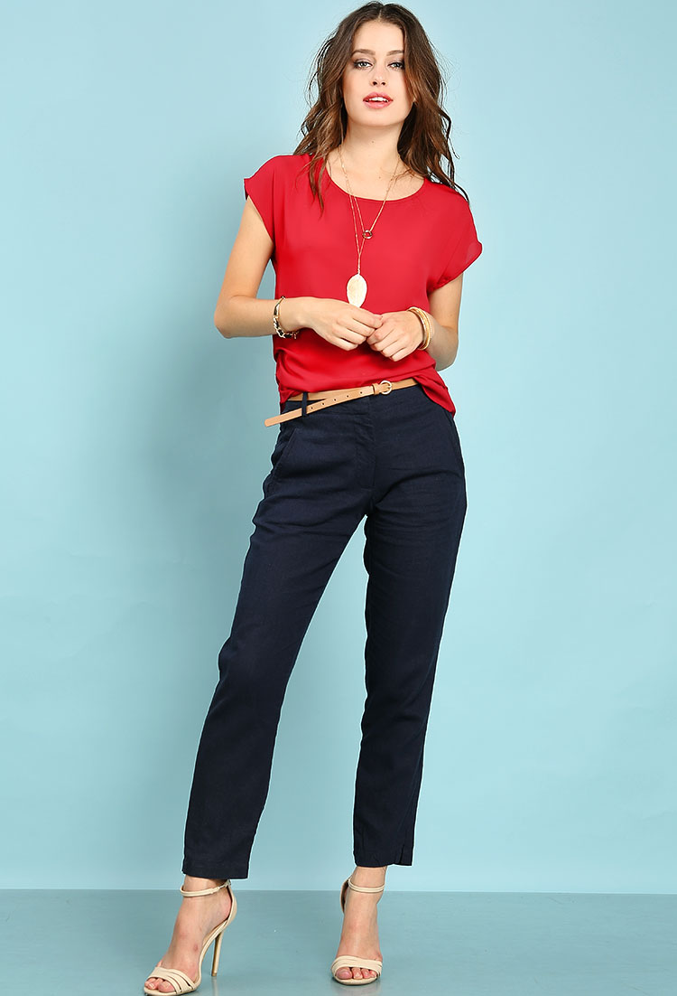 Shop for dressy crop pants online at Target. Free shipping on purchases over $35 and save 5% every day with your Target REDcard.