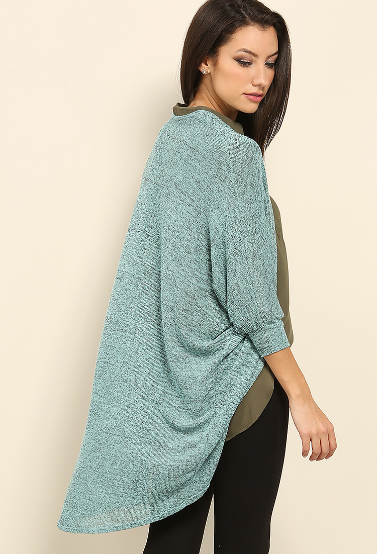 Open Front Cardigan, endless possibilities