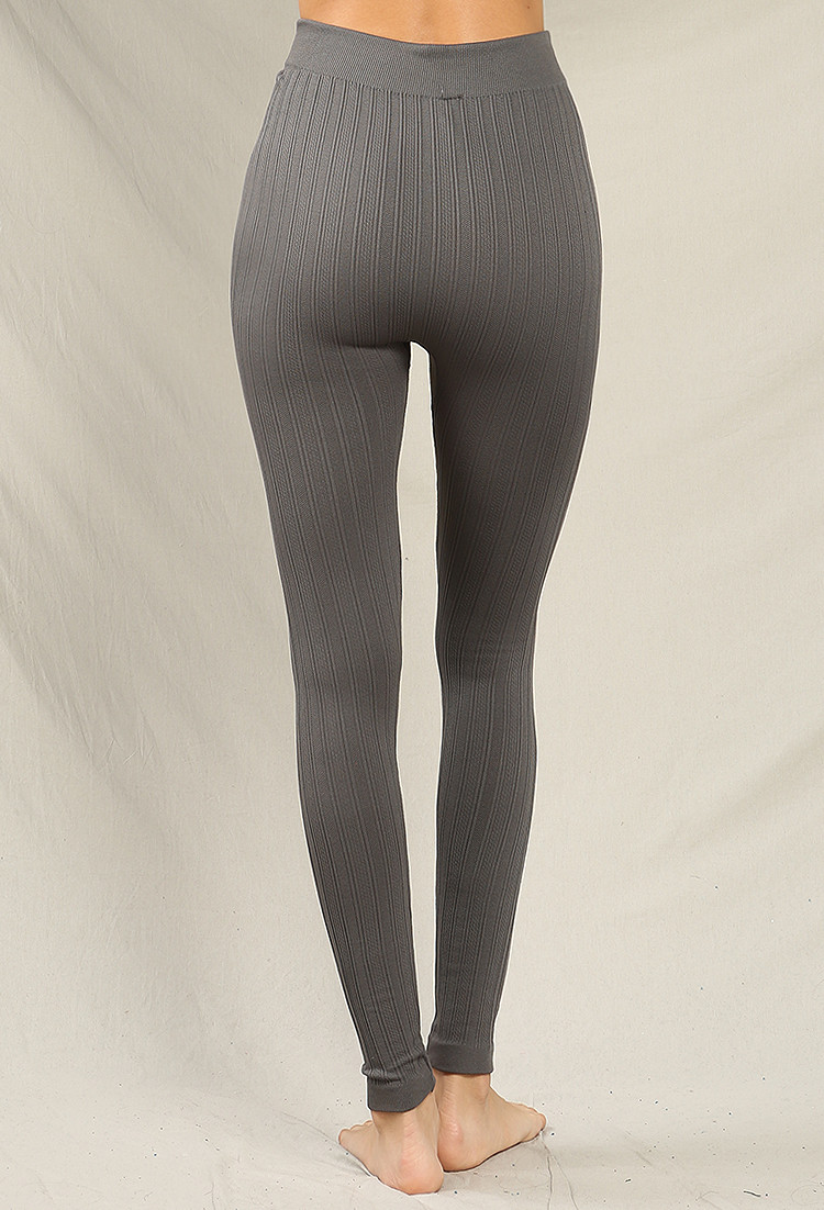 8d421e47d7bfd Cable Knit Leggings | Shop Long Weekend Sale! 60%Off at Papaya Clothing