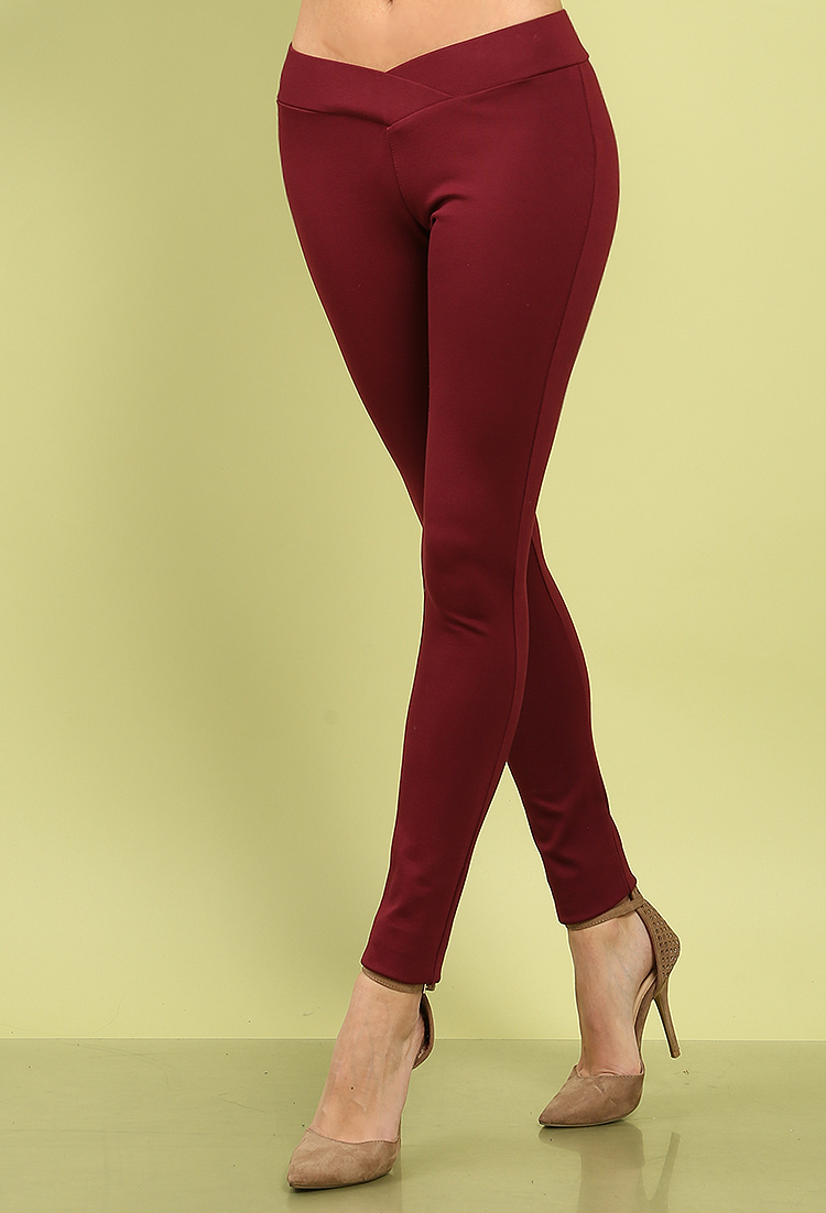Description. Colored jeggings are super trendy all year round. Get the look of your favorite jeans with the comfort of your favorite leggings! SIZING.