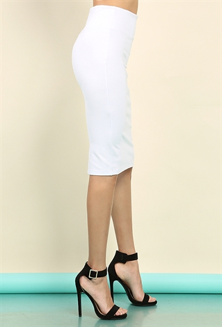 stretch knit pencil skirt shop new and now at papaya