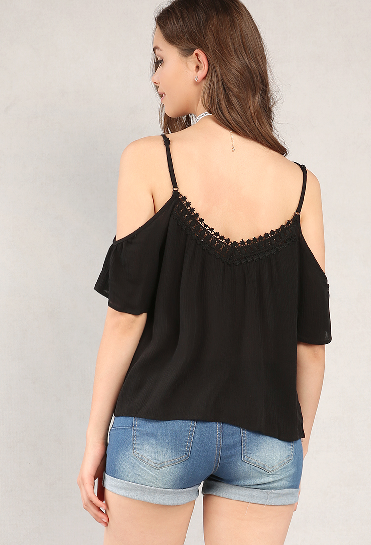 Shop for cold shoulder top online at Target. Free shipping on purchases over $35 and save 5% every day with your Target REDcard.