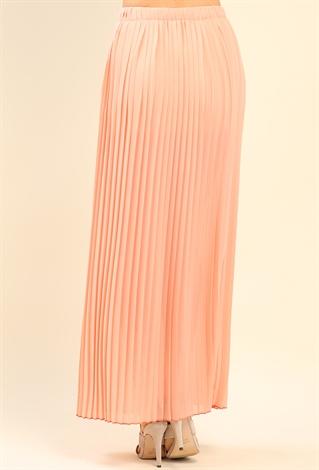 pleated chiffon maxi skirt shop skirts at papaya clothing