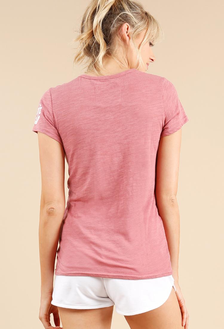 816788b9 Marled LOVE Graphic Tee | Shop at Papaya Clothing
