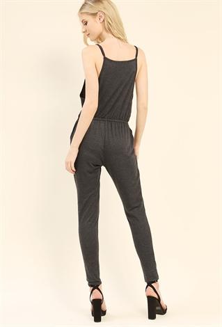 Drawstring Cami Jumpsuit | Shop Dresses at Papaya Clothing