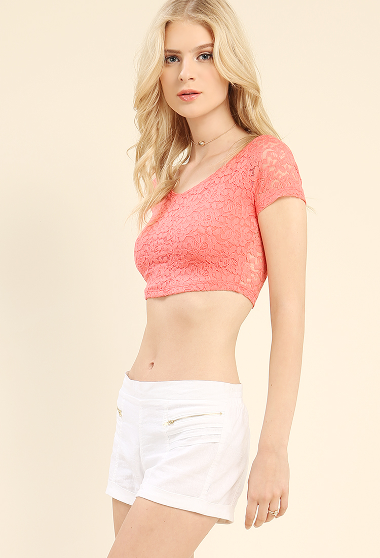 Find v neck crop top at ShopStyle. Shop the latest collection of v neck crop top from the most popular stores - all in one place.
