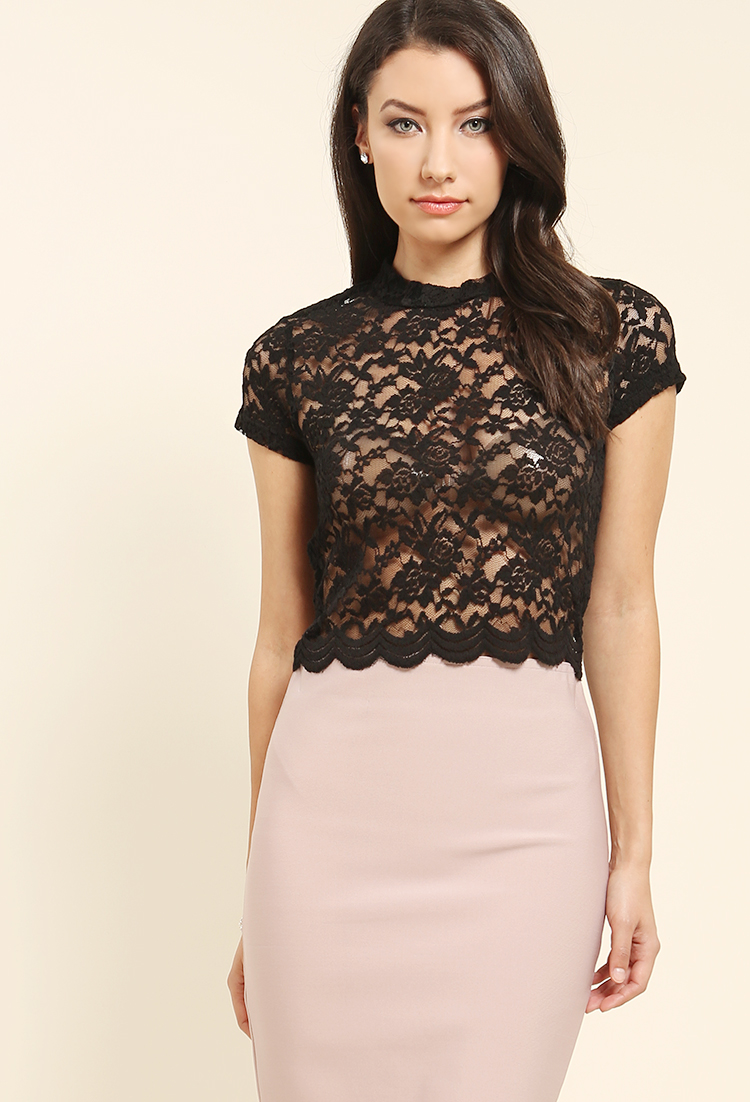 Telio Fantinet Corded Embroidered Lace Mesh Lace Floral Description: From Telio, this beautiful mesh corded lace fabric is embroidered with flower clusters and vines. It has a medium crisp hand, and is perfect for high fashion overlays, sheer layering pieces, blouses, skirts, and more.