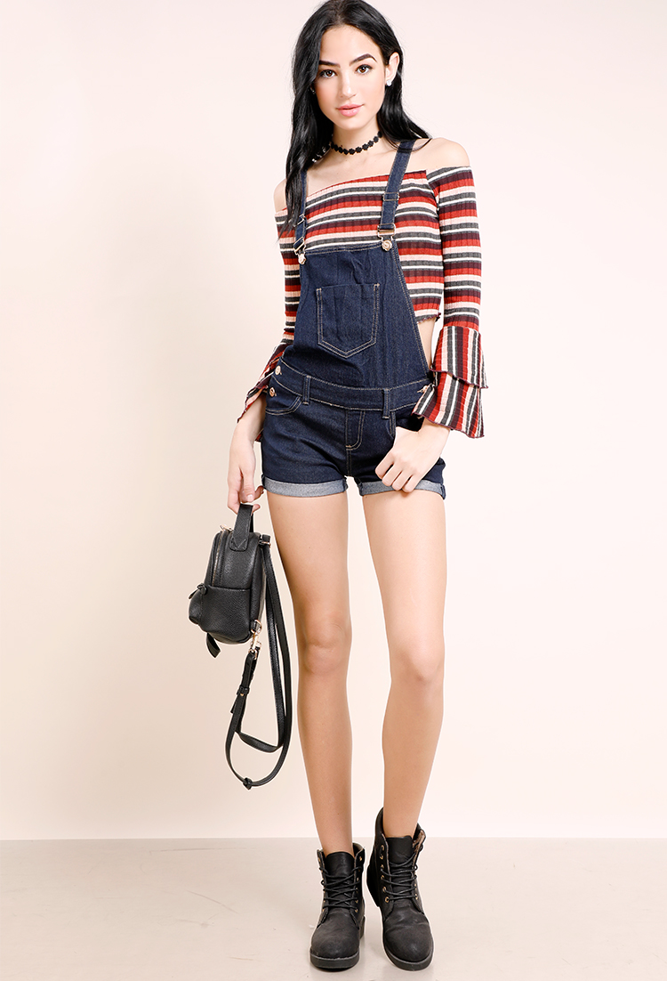 marvellous overall shorts outfits