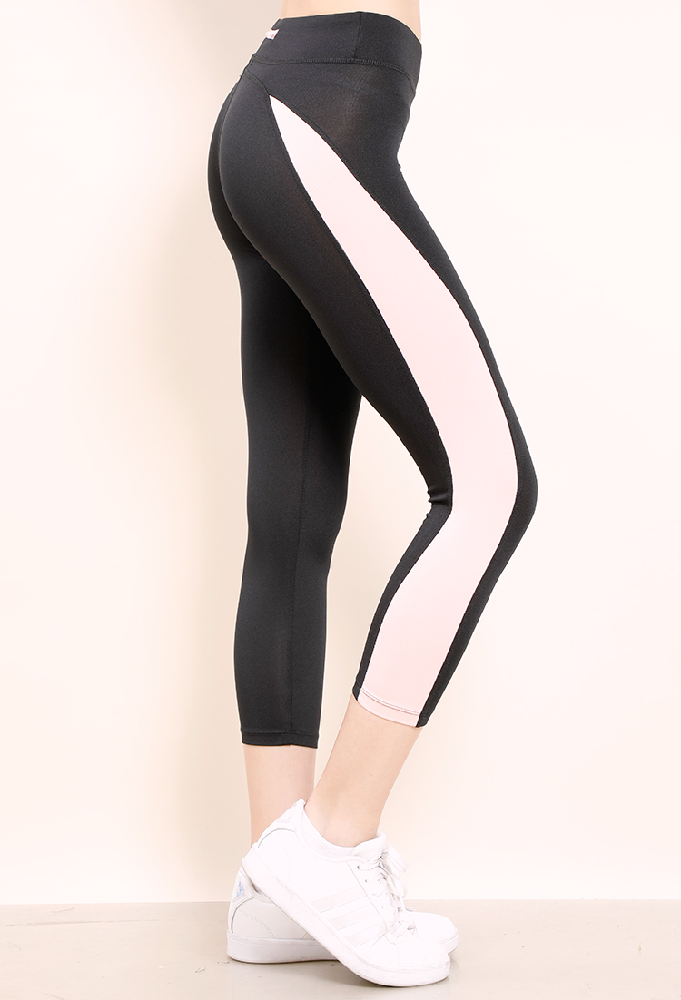 Active Color Blocked Leggings