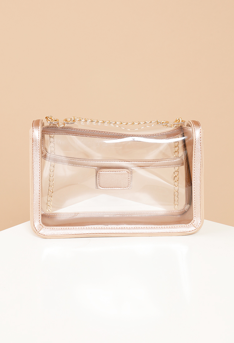 Clear Cross Bag