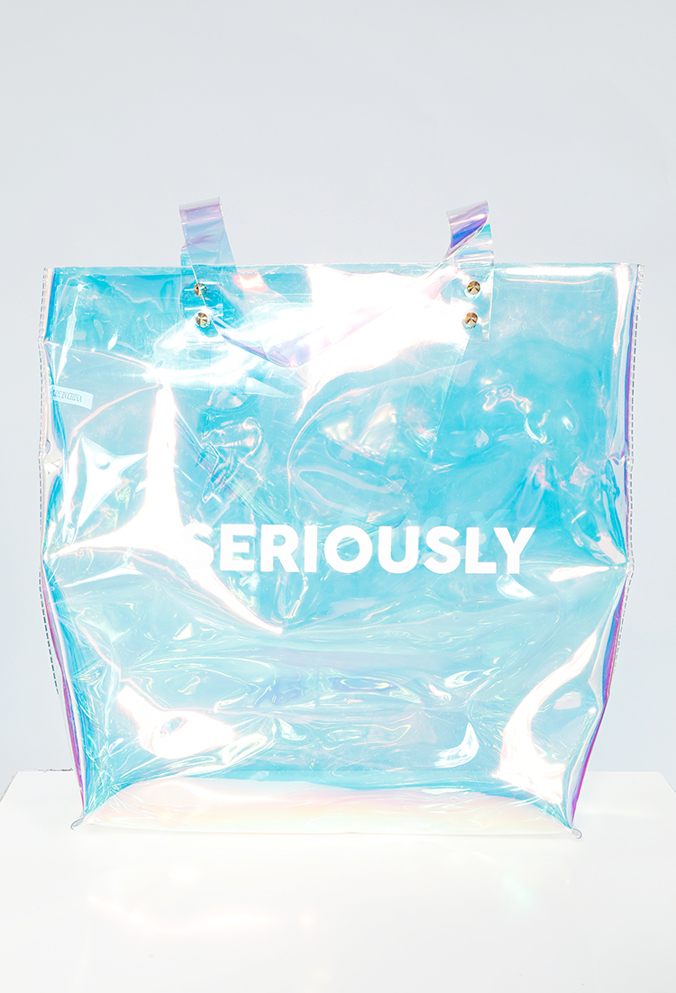 Seriously Tote Bag