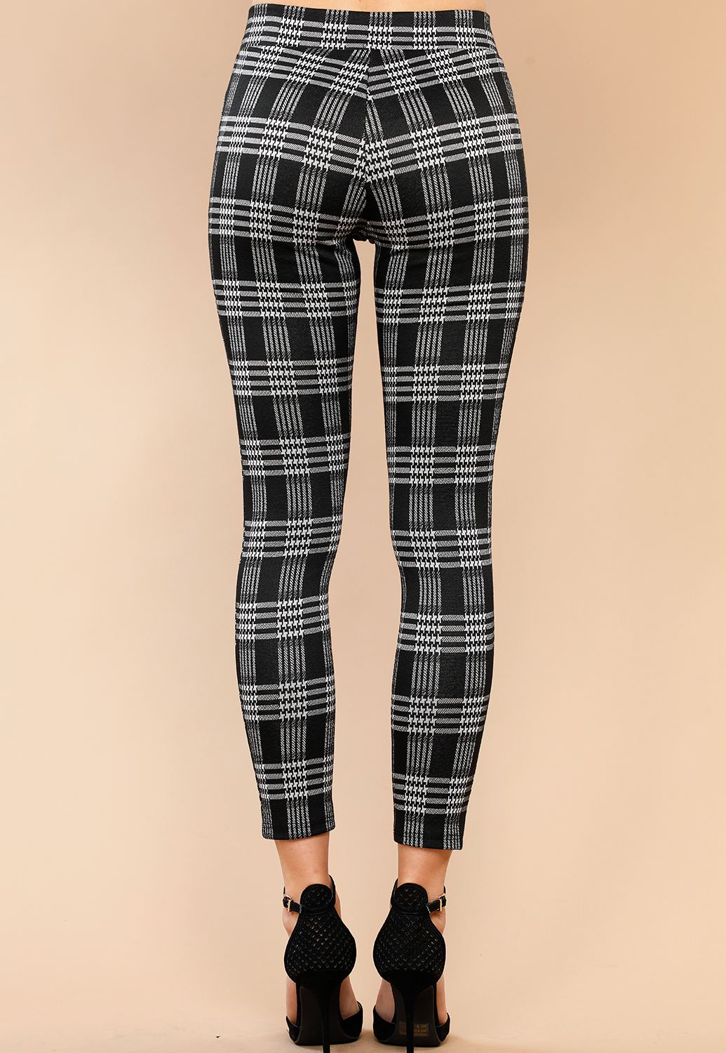 2a22ac2e206 Glen Plaid Dressy Skinny Pants | Shop Pants at Papaya Clothing
