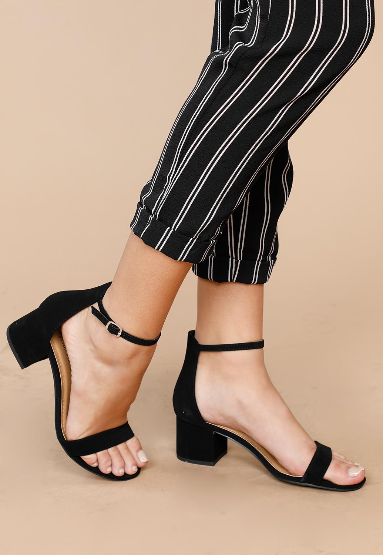 344f4802acdd Ankle Strap Block Heel Sandals