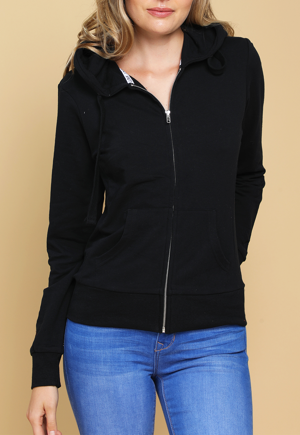 Zipper Up Active Jacket