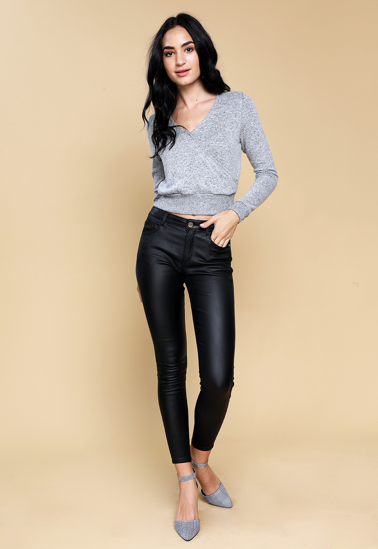 9fc4d3aa35d478 Faux Leather Pants | Shop Jackets at Papaya Clothing