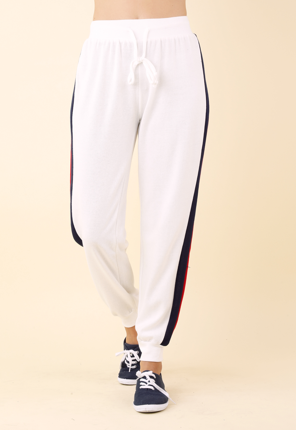 Side Striped Activewear Joggers