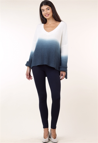 Knit Ombre Sweater