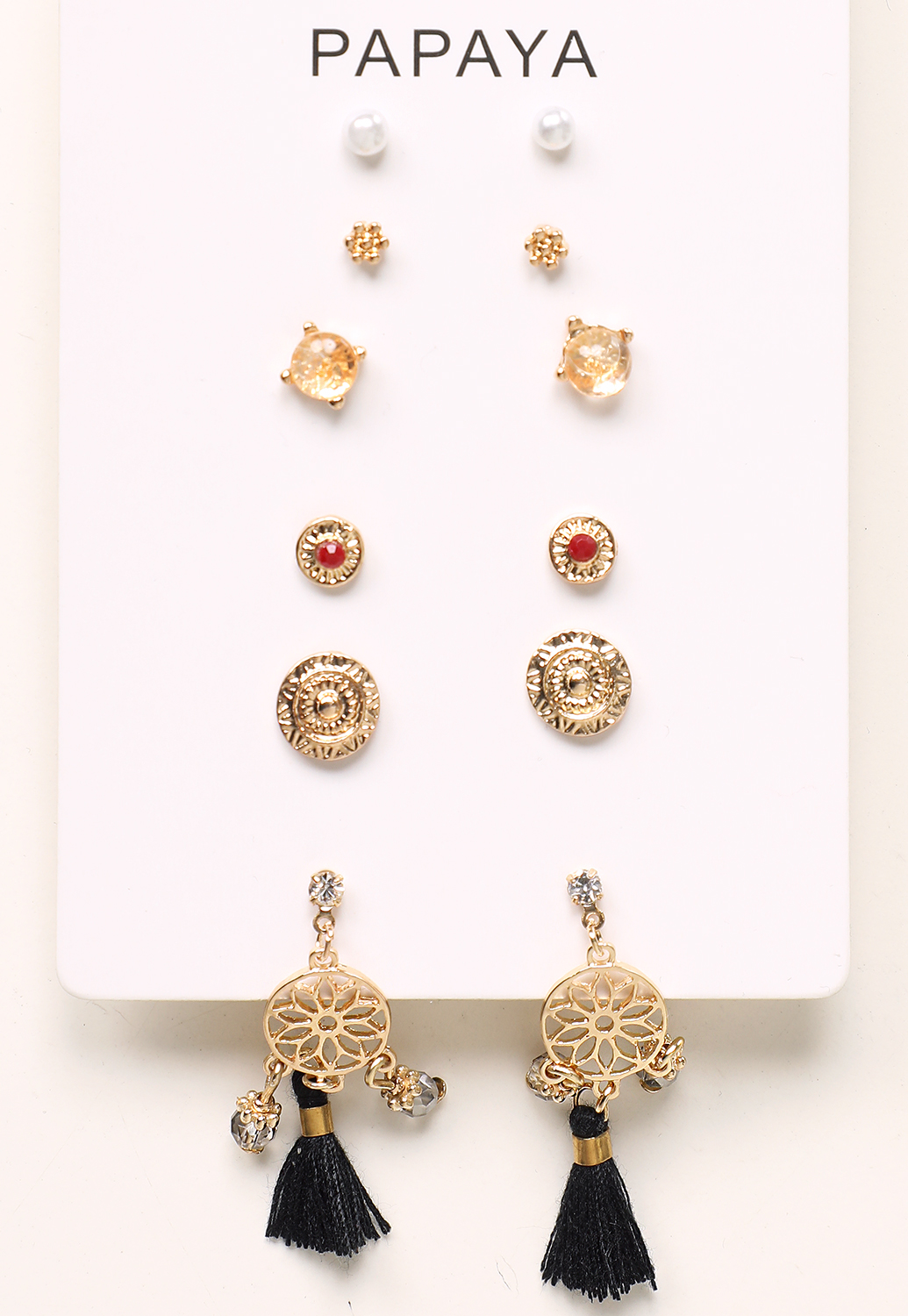 Assorted Earring Set