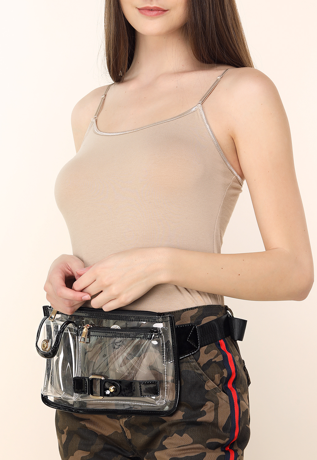 Translucent Fanny Pack