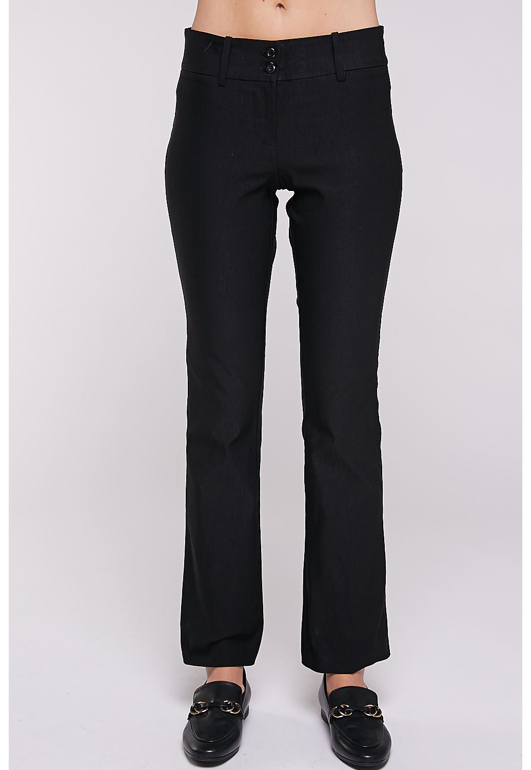 Slim-Fit Chino Pants