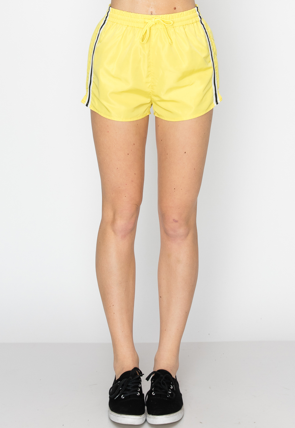 Active Side Striped Shorts