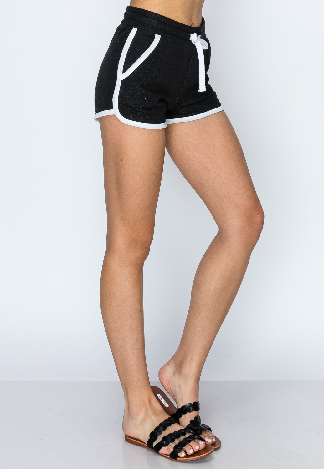 Active Drawstring Shorts