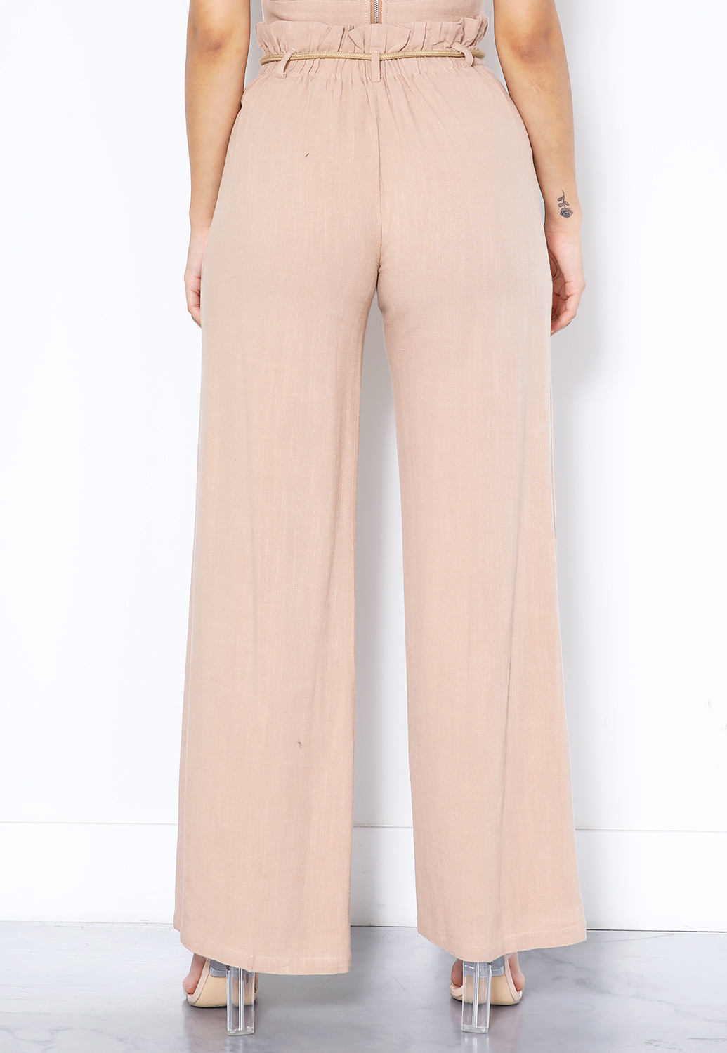 Wide Casual Pants
