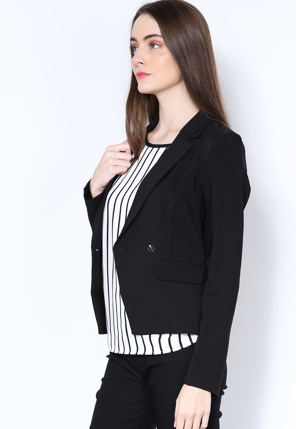 Multi-Button Blazer