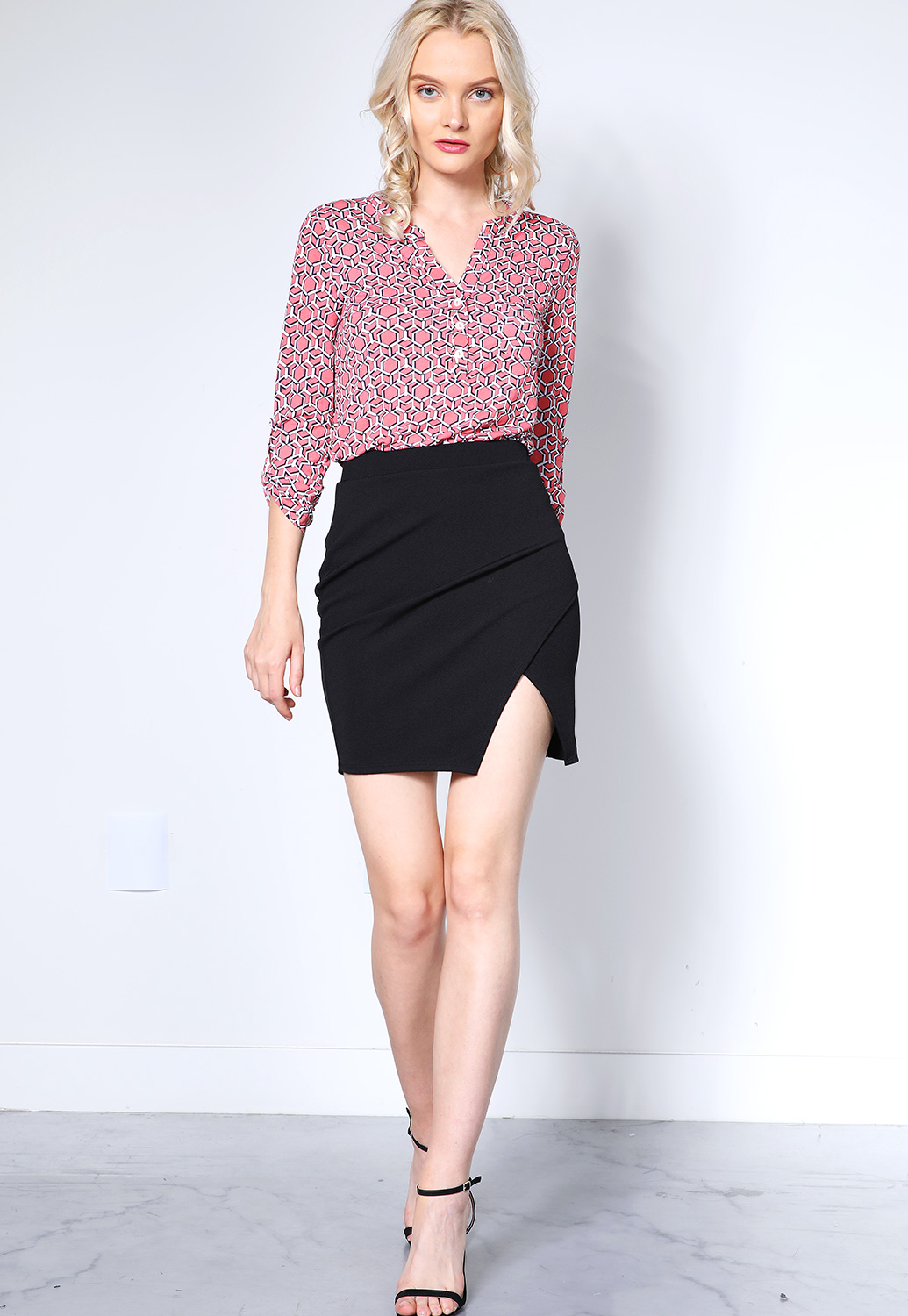 Dressy Mini Skirt