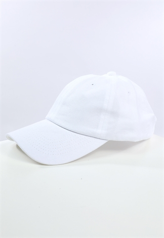 Solid Canvas Cap