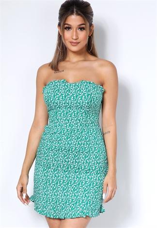 6a5c7f6520f Floral Mini Dress