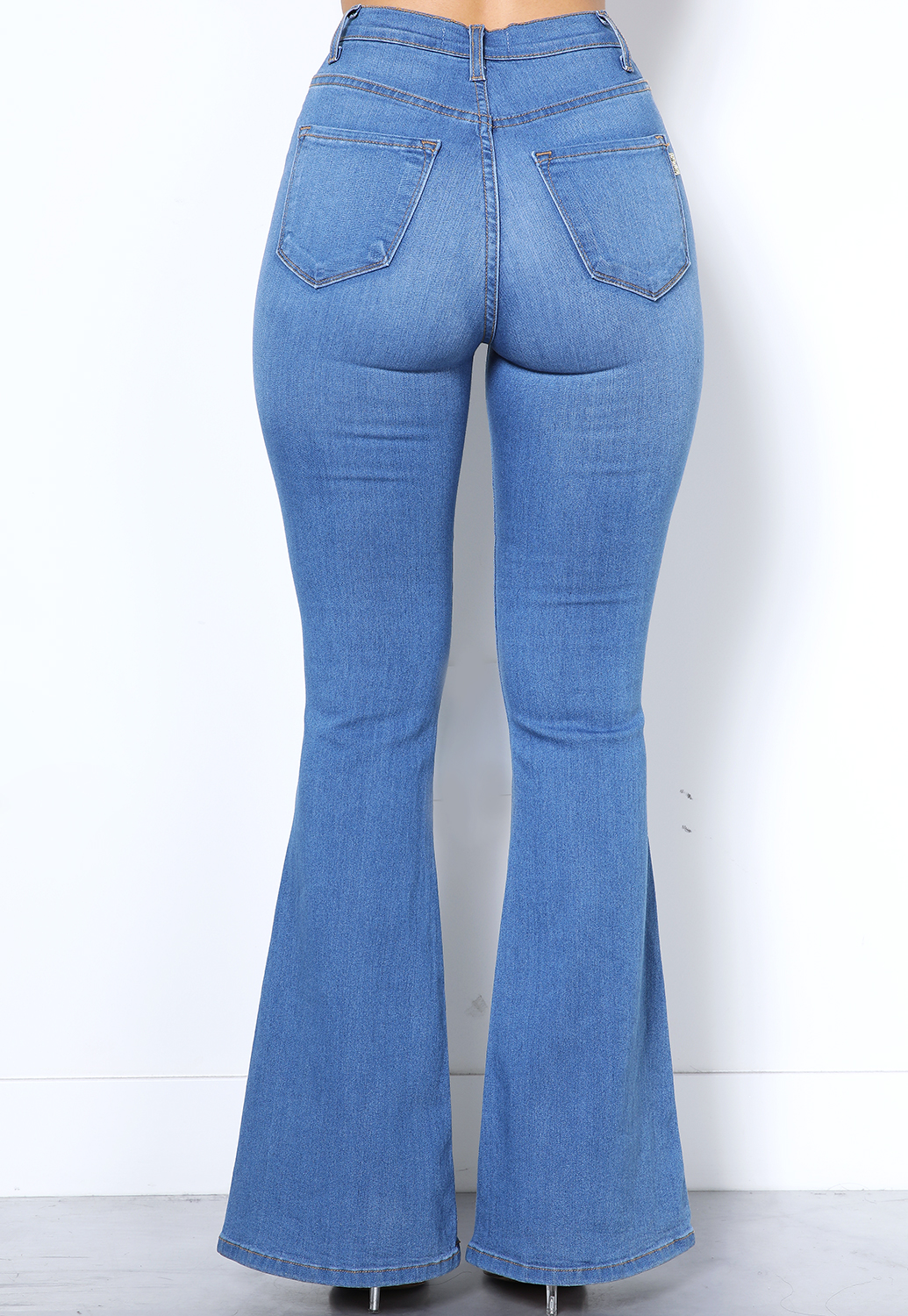 Ryan Bell Bottom Jeans