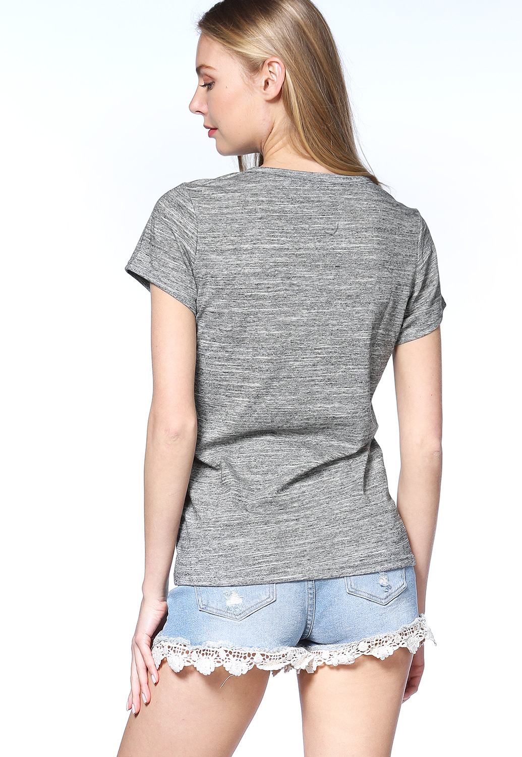 Pocket Detail Activewear Top