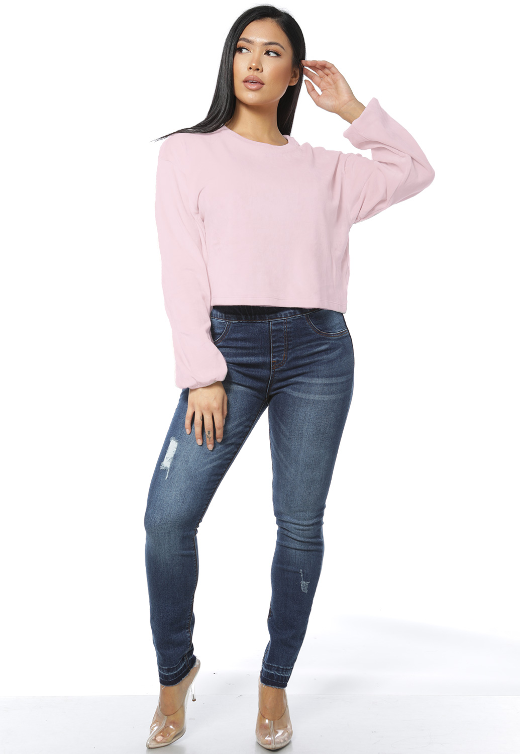 Casua Sweater Top