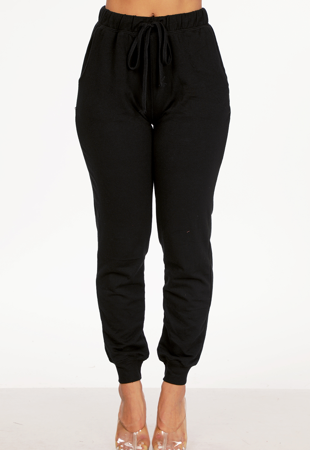 Drawstring Activewear Pants